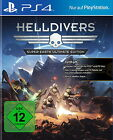 Helldivers -- Super Earth Ultimate Edition (Sony PlayStation 4, 2015)