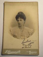 Trento-Trentino - 1901-Caroline di Enzenberg Rozès Luchesi? lucchesi?/KAB