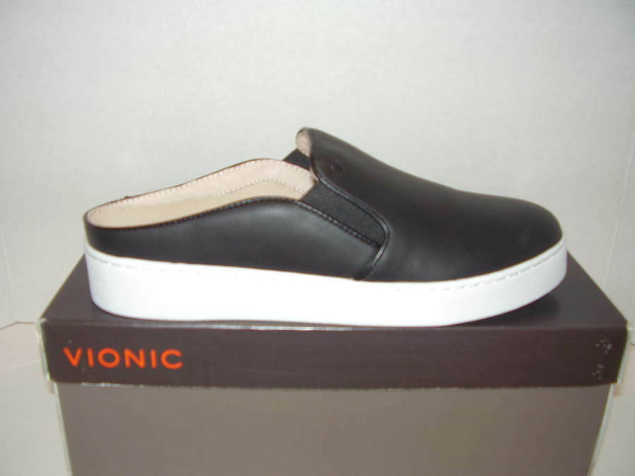 NEW VIONIC SPLENDID DAKOTA  scarpe da ginnastica MULES nero SZ 9M  scelte con prezzo basso