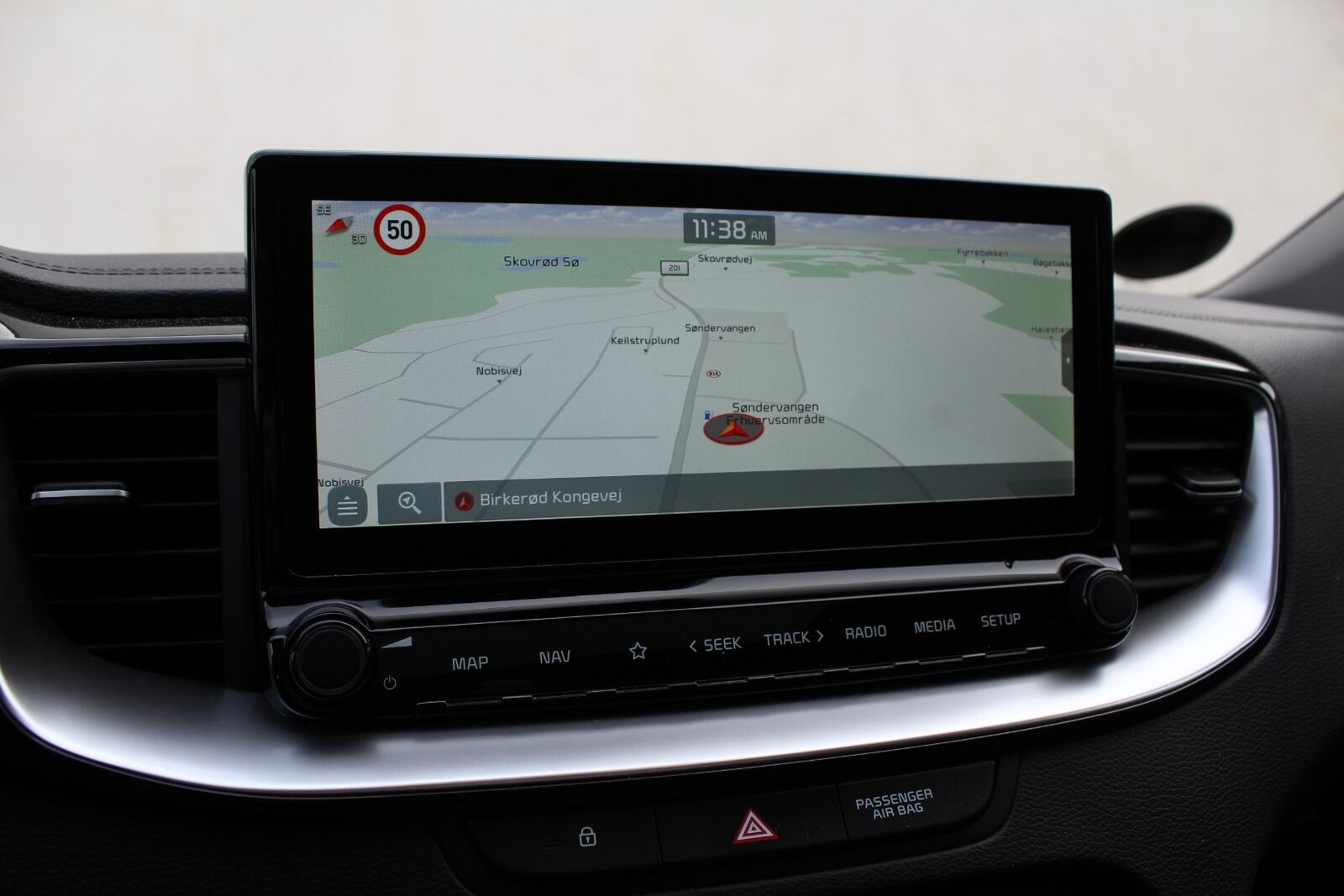 Kia XCeed 1,6 PHEV Upgrade+ DCT - billede 10