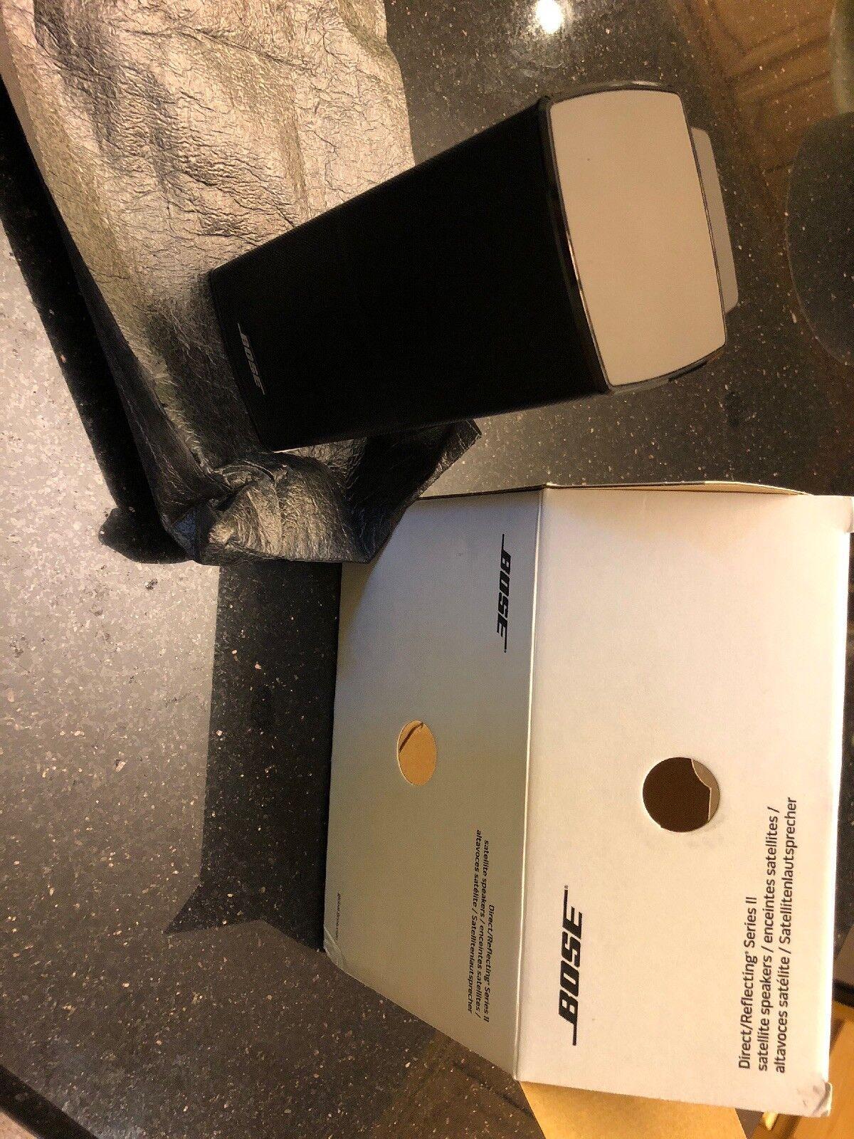 Bose Acoustimass 10 (V)  Lifestyle soundtouch 525,Direct Reflecting Speaker II