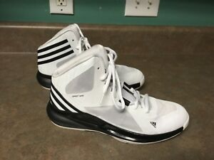 Details about Men's Adidas C75537 SPRINT WEB White & Black Sneakers Size 7.5 (CON19)