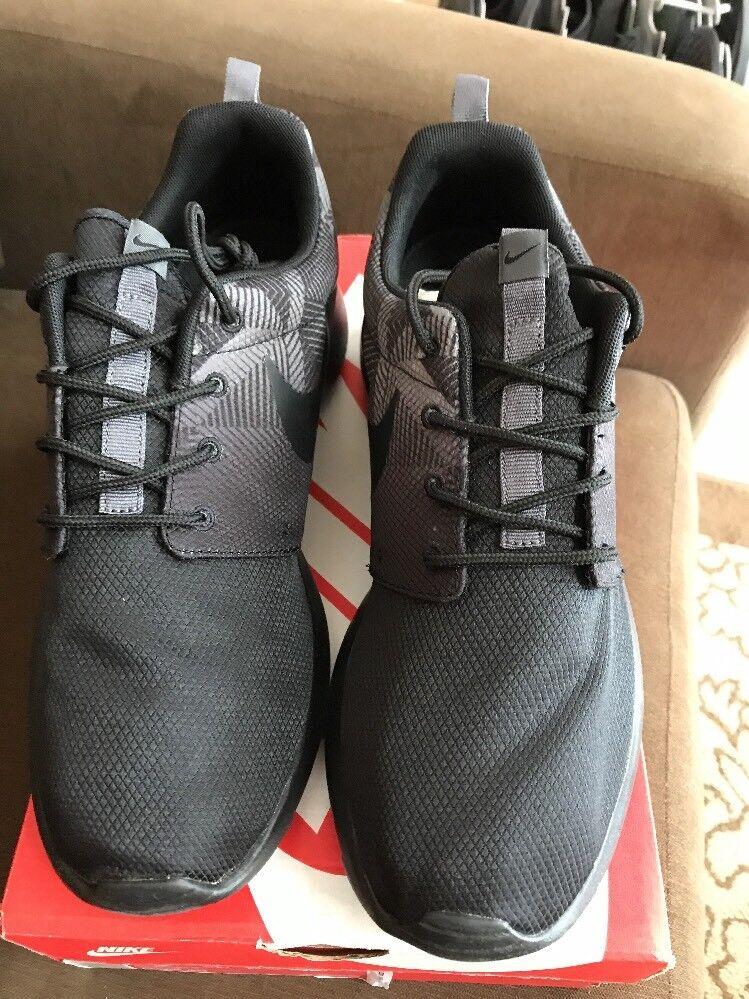 Nike uomini roshe correre impronta casual scarpe taglia 9