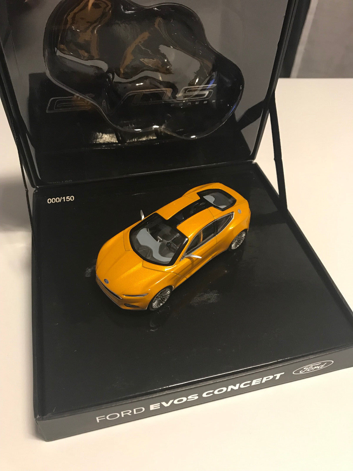 Ford Evos Concept 1/43 | Norev | Limited Edition Nr.000/150