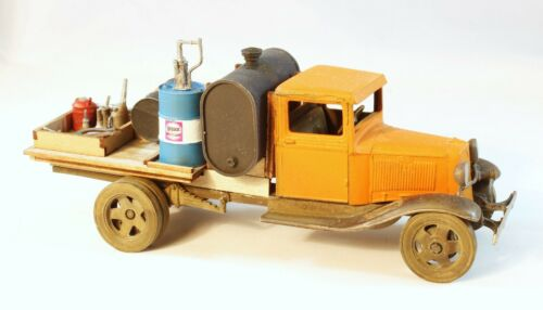 Berkshire Valley Models O//On3//On30 1//48 1934 Service Truck Kit #207
