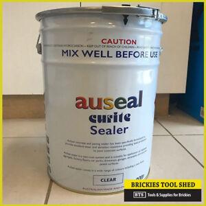 Details about CONCRETE SEALER, CONCRETE SEALANT CHARCOAL, 20 litre - NEW