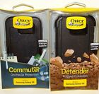 NEW OTTERBOX DEFENDER OR COMMUTER CASE - SAMSUNG GALAXY S7 S6 S5 S4 NOTE 2 3 4 5
