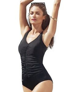 beautiful in colour official store autumn shoes Details about Women's Non-wired Mastectomy One Piece Swimsuit Care by Susa  4193
