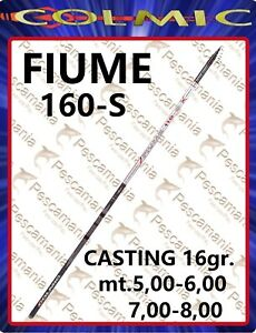 Canna-Colmic-Fiume-XXT-160-bolo-passata-bolognese-mt-5-6-7-8