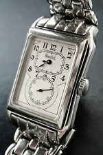 Marcello C. Doctors Watch Rectangle Ref.3185 Elegante Unisex Sammler Armbanduhr