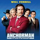 Anchorman: The Legend of Ron Burgundy by Original Soundtrack (CD, Jun-2004, Universal Distribution)