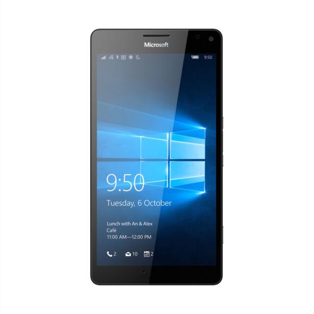 Microsoft  Lumia 950 XL - 32GB - Weiß Dualsim (Ohne Simlock) Smartphone