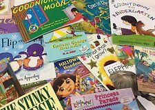Huge Lot 100+ Childrens Books PK-2 Preschool Daycare Library School - Ships Free