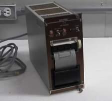 Ortec 777a Line Printer Nim Bin Modular