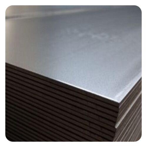 Stahlblech 1mm  x 200mm x 300mm Feinblech Platten Streifen Metall