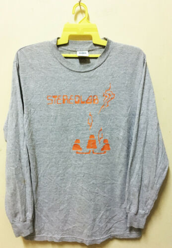 VINTAGE 90s STEREOLAB INDIE ROCK TOUR CONCERT PROM