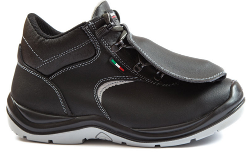 SCARPA ANTINFORTUNISTICA GIASCO ACTION IRON RM S3 - Safety Footwear