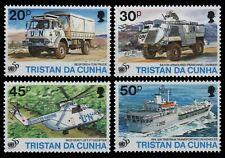 Tristan da Cunha 1995 - Mi-Nr. 581-584 ** - MNH - Transport