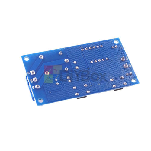 DC 12V Infinite LED Cycle Delay Timing Timer Relay on//off Switch Loop Module