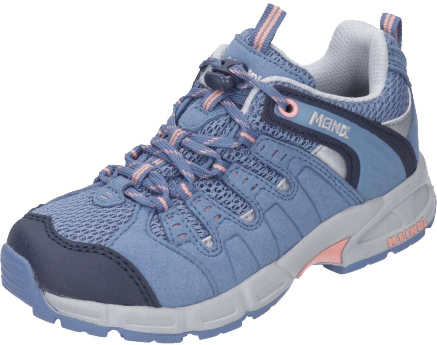 Meindl-Kinder Kinder Schuhe Respond Junior lilat Veloursleder NEU    | Günstige