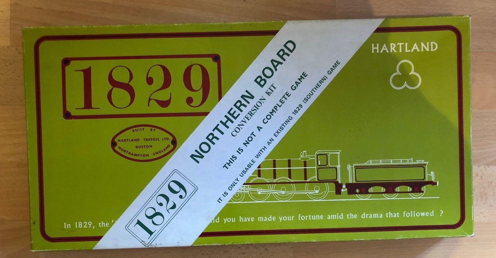 1829 Northern Board Conversion Kit Hartland