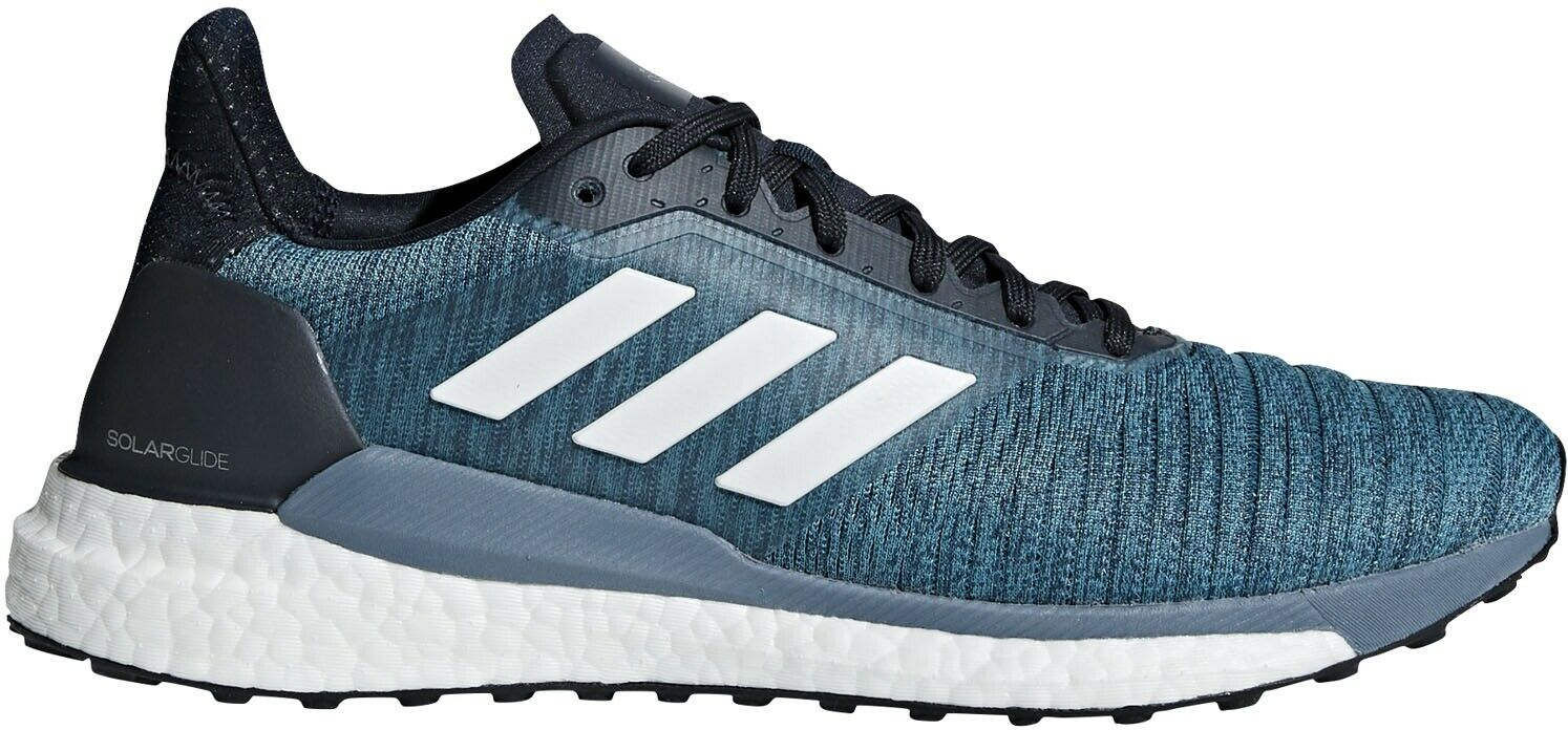 Adidas Solar Glide Boost Mens Running shoes - bluee