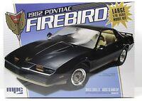 Mpc 1982 Pontiac Firebird Large 1/16 Scale Plastic Car Model Kit 858