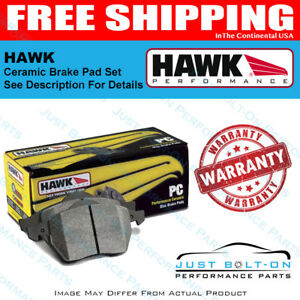 Hawk Performance HB441Z.661 Performance Ceramic Brake Pad