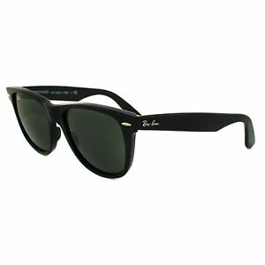 a5c54ef53d9ed Ray-Ban Original Wayfarer Sunglasses Black - RB2140 901 54-18 for ...