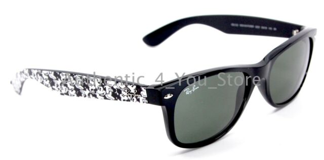 fafcd04d872 2016 Disney Mickey Mouse Ray Ban Sunglasses Wayfarer Black White Le 2000 in  Hand