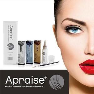 e9c34aea2a0 Image is loading Apraise-Professional-Eyelash-and-Eyebrow-Tint-Starter-Kit