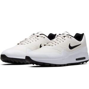Nike AIR MAX 1 Golf Shoes UK 8 EU 42.5
