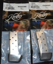 Kimber Micro 9 8-Round Stainless Steel Extended Magazine - 9mm