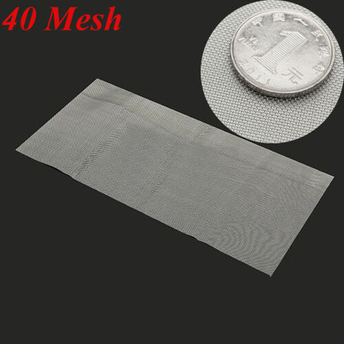 5//8//20//30//40 Mesh Drahtgewebe Edelstahl Filtergewebe Filter Feinfilter Gaze