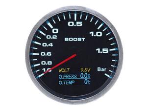 60mm-4-in-1-Boost-Gauge-Turbo-Volt-Oil-pressure-amp-Oil-Temperature-7-LEDs-Color