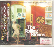 "THE ROLLING STONES ""Saint Of Me"" Japan Sample Promo CD sealed"