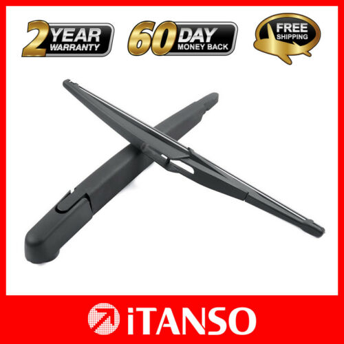 Rear Window Wiper Arm Blade Set Fit for Nissan Pathfinder 2013-2018 12INCH
