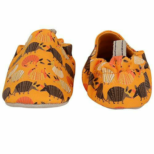 Poco Nido Baby Childrens Slip Pull On Suede Leather Canvas Pram First Shoes