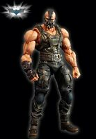 Dc Comics Play Arts Kai Batman Dkr Dark Knight Rises Bane Action Figure