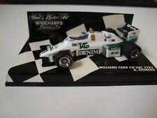 Williams FW27C Interim Test Car Formula1 2005 #10 Nico Rosberg 1:43 Minichamps