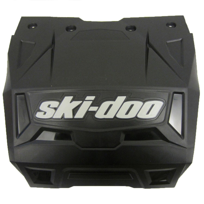 Mach Z LTD Ski-Doo New OEM Rear Snow Mud Guard Flap Black w// Silver GTX Sport