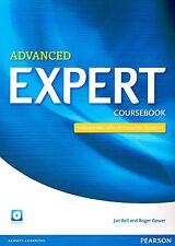 ADVANCED EXPERT CAE Coursebook THIRD ED w 2015 Exam Specifications +AUDIO CD New