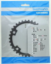 fits 46-36 crank 110mm BCD Double Shimano FC-CX70 Chainring 36T