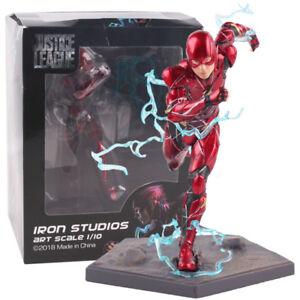 Justice-League-The-Flash-Iron-Studios-Artfx-Statue-PVC-Action-Figure-Model-Toy