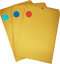 Circle-Dot-Stickers-1-Inch-Round-500-Labels-on-a-Roll-54-Color-Choices