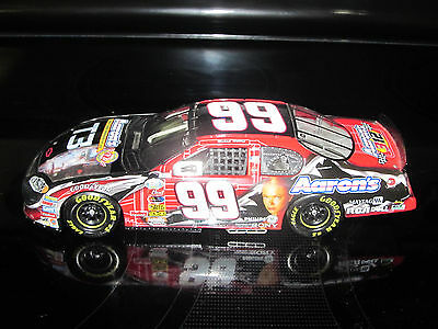 Other Diecast Racing Cars 1:24 Scale Diecast Car Nascar Driver 99 Action Michael Waltrip Aaron's T3 To Help Digest Greasy Food Fan Apparel & Souvenirs