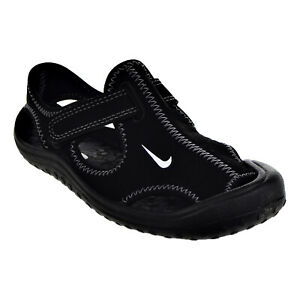 fa62dd4b24f5 Image is loading Nike-Sunray-Protect-PS-Kids-Sandals-903631-001-