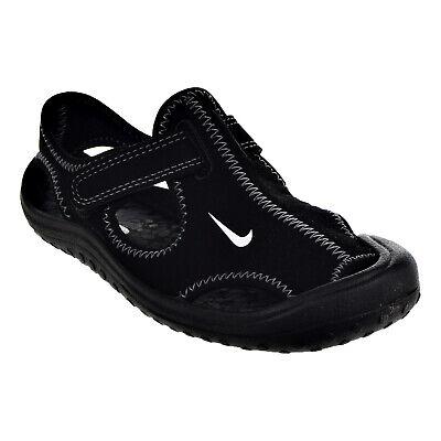 Nike Sunray Protect (PSTD) Kids Sandals Black | eBay