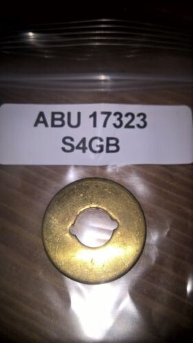 REF# 17323. ABU PREMIER 704 /& ABU 1044 MODELS CERAMIC CLUTCH DRAG PRESSURE DISC