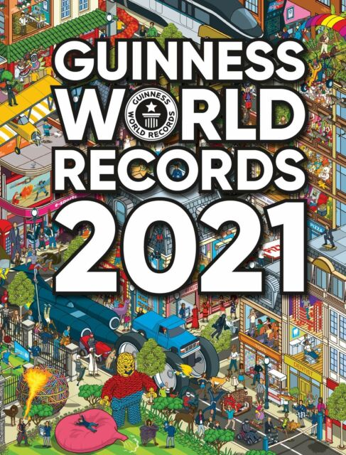 Guinness World Records 2021 by Craig Glenday